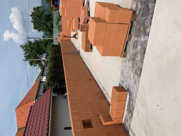Stavba rodinného domu Čaradice